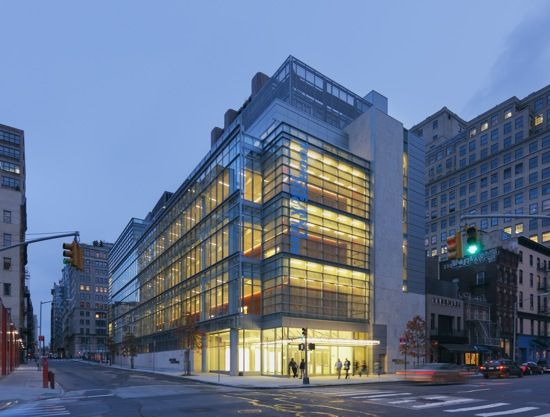 New York Law School New York New York USA Founded In - New york university architecture