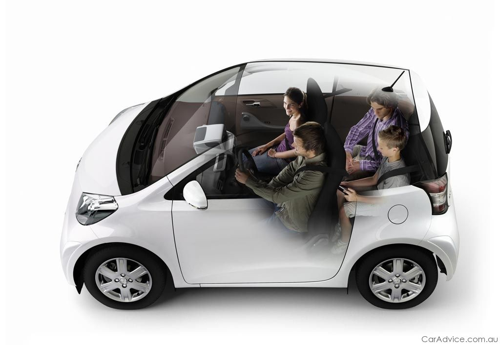 Toyota Small Cars For Four Persons
