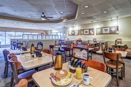 Our Ihop Restaurant Is Located In The Hotel And Is Open 24 Hours A