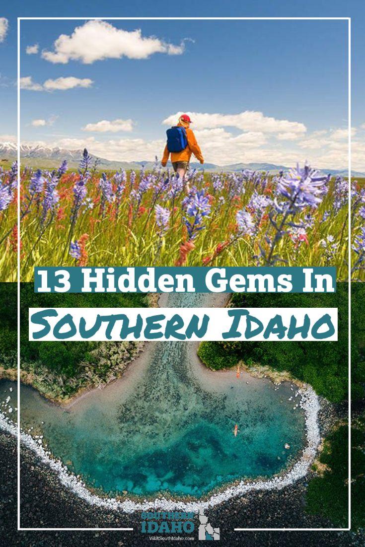 13 Hidden Gems Near Twin Falls Idaho Southern Idaho In 2020 Idaho Travel Idaho Adventure Idaho Vacation
