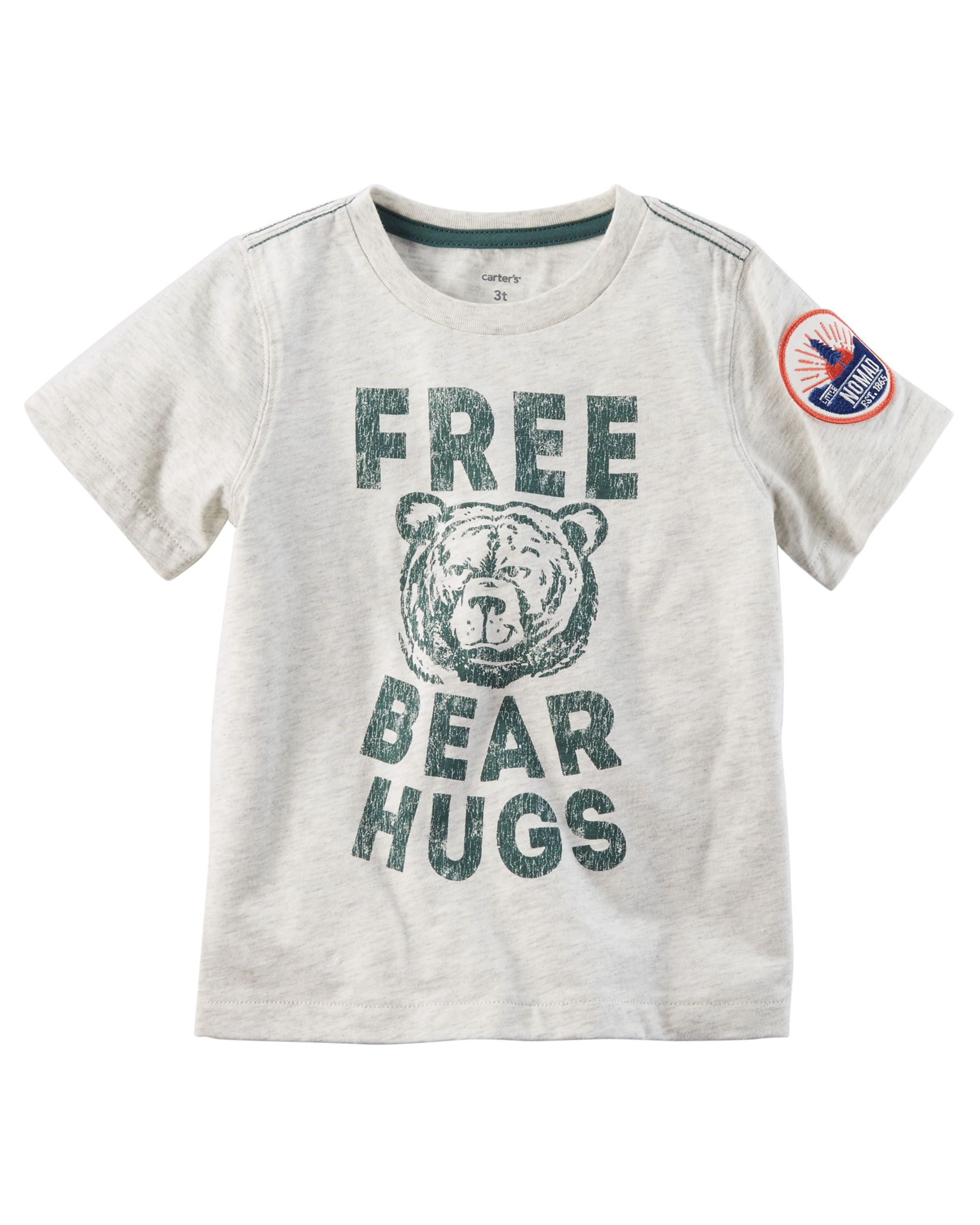 2e391a74 Free Bear Hugs Graphic Tee | for Presley | Tops, Boys, Graphic tees