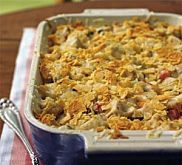 Chicken Tetrazzini Recipe | MyRecipes.com