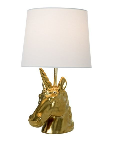 Awesome unicorn lamp from targets new kids furniture