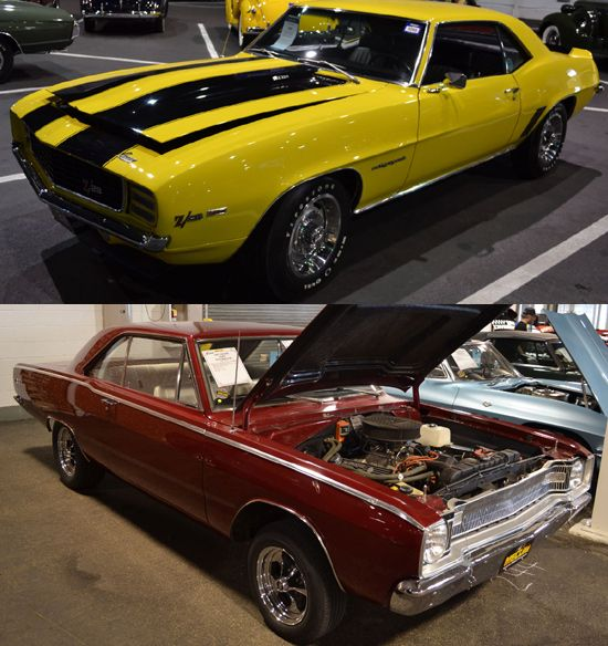 Name Your Muscle Car: Do You Go With The 1969 Chevrolet