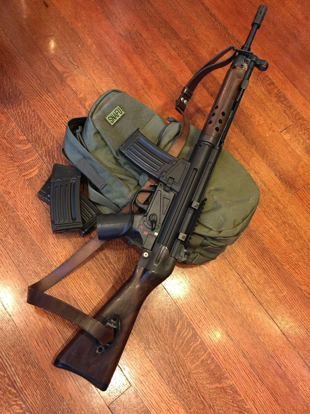 Pin on Custom Guns