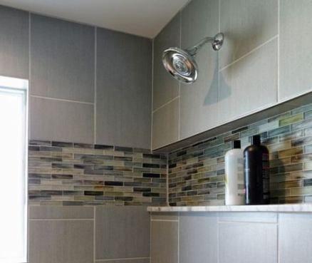 57+ ideas bathroom window ledge decor tile for 2019