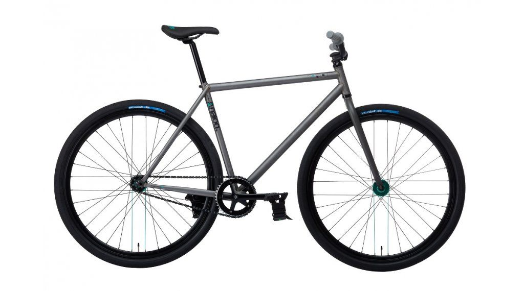 NS Bikes Analog Komplettbike Gr. L grau Mod. 2014 | BICYCLES ...