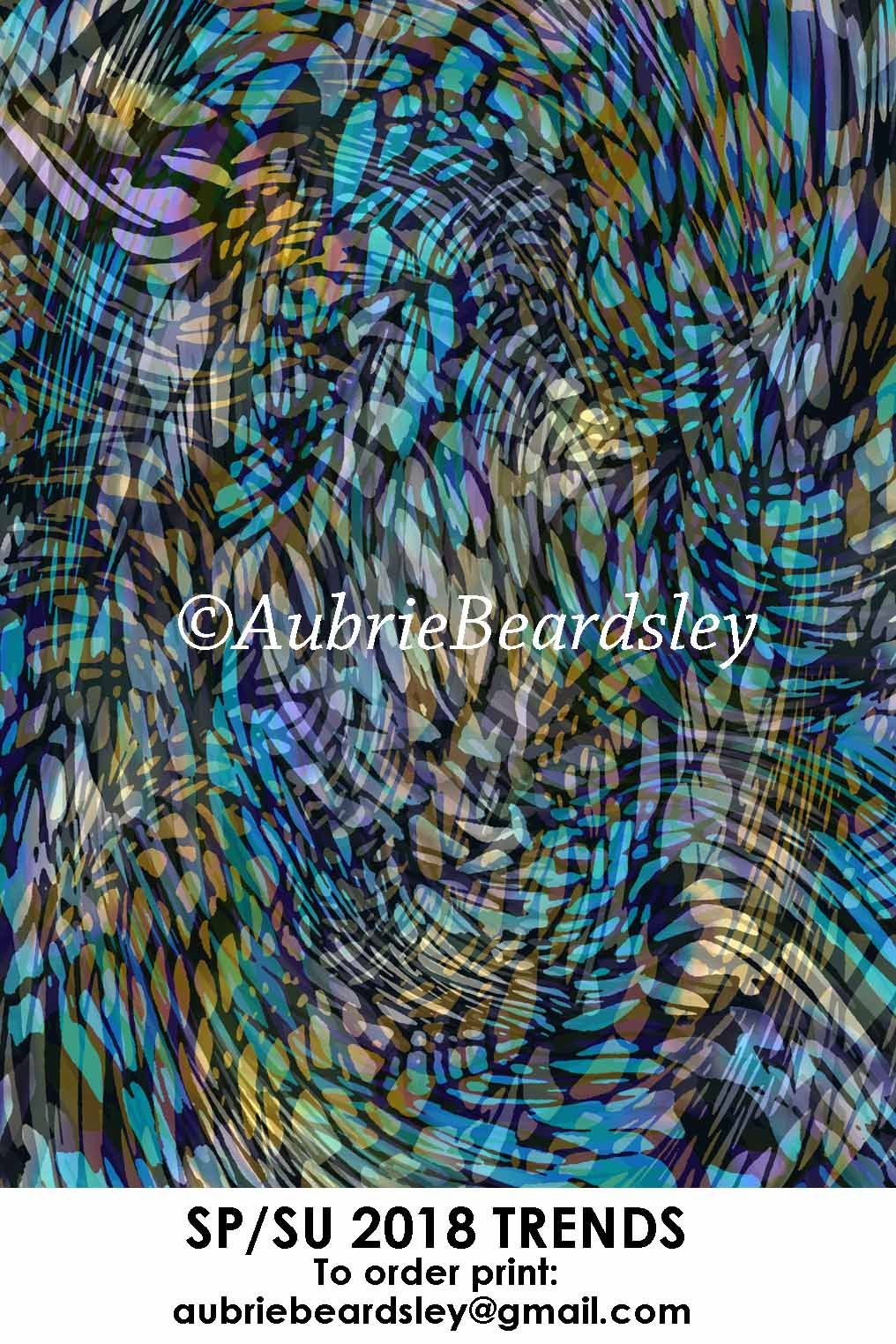 ©AubrieBeardsley #print #pattern #textile #textiledesign #textiledesigner #designer #surfacedesign #swimwear #activewear #fashion
