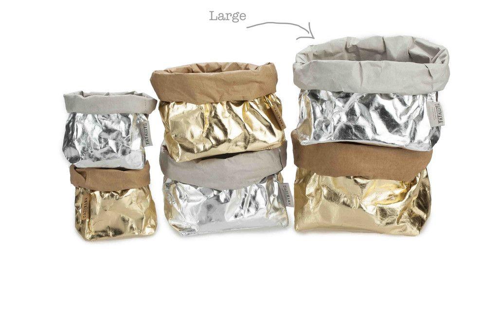 Uashmama Paper Bag Laminated Large