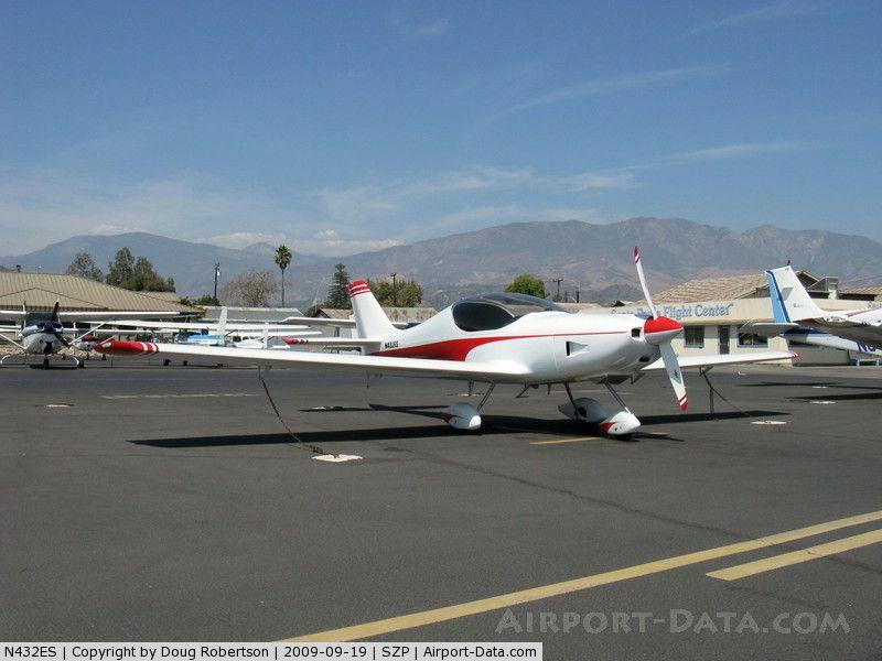 N432ES, Russell Robert ESQUAL VM-1 C/N 71, Russell AEROCOMP