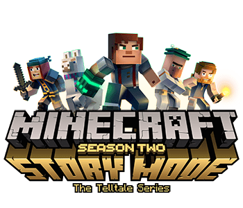 Minecraft Story Mode Season Two Walking Dead Game Seasons Storytelling
