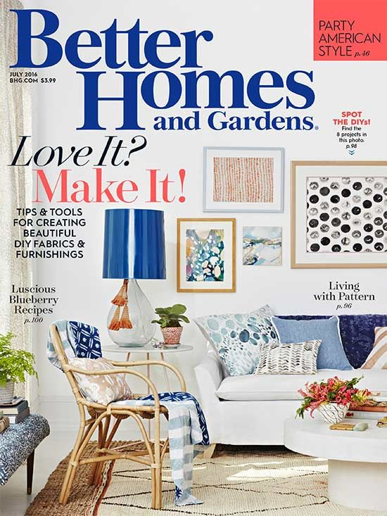 Explore Better Homes And Gardens And More!