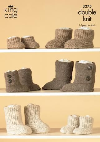 ebdb2aff7c7 Homemade knit UGG slippers...yes please! | Crafty friends | Knitted ...