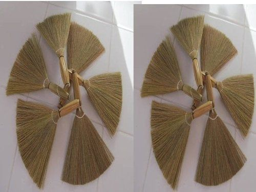 Set of 12 Mini Brooms for Wedding Favors or Craft Projects | Broom Favors | Broom Dolls