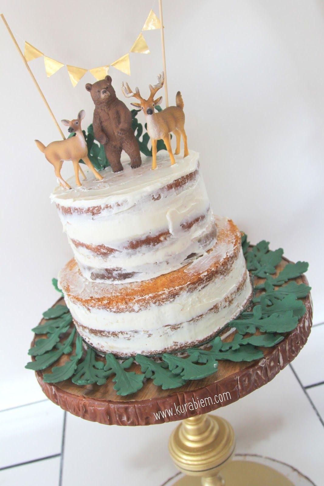 Afbeeldingsresultaat Voor 1st Year Birthday Cake Animals