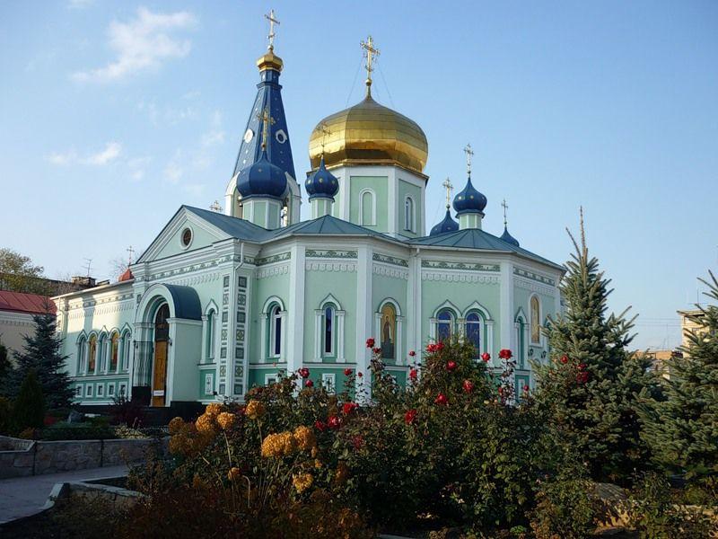 челябинск церковь Александра Невского.