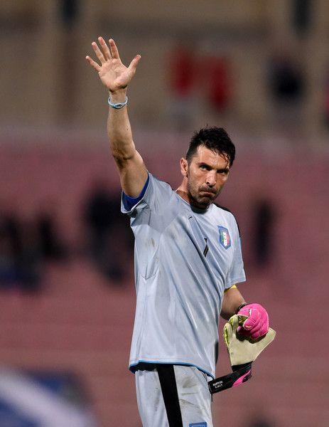 Gianluigi Buffon Photos Photos Italy V Scotland International Friendly European Championships Football Is Life Soccer News