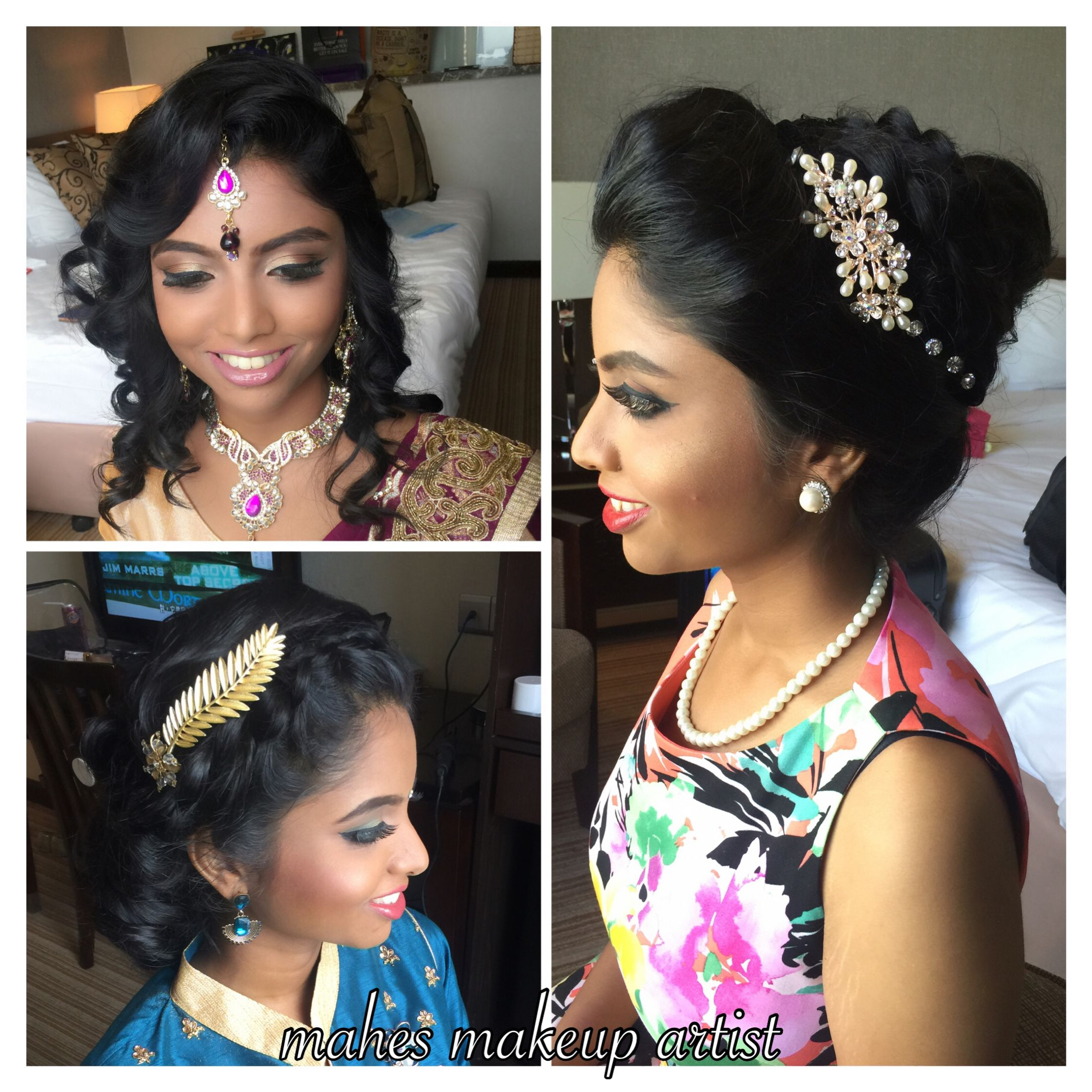 pre-wedding photoshoot hairstyles | the indian bride | pre