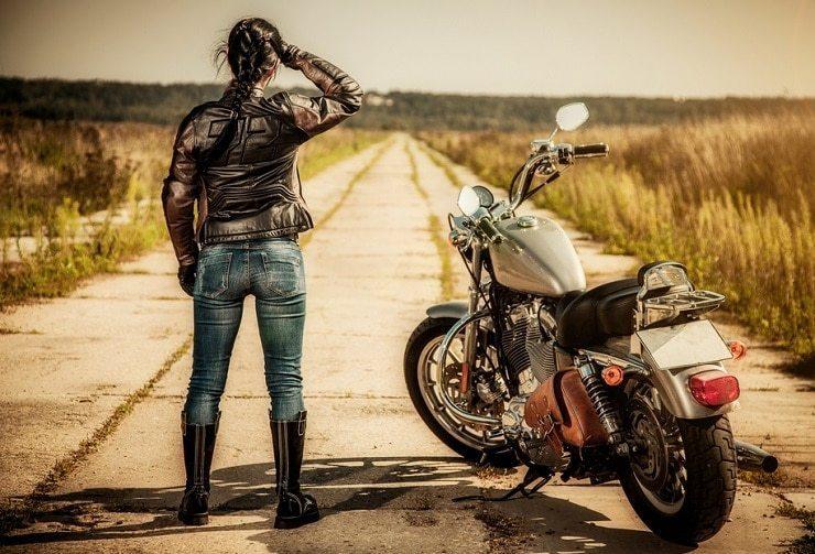 Top 10 Women S Motorcycle Boots Biker Girl
