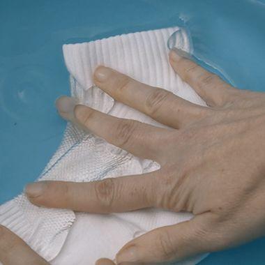 Resultado de imagen para lavar calcetines