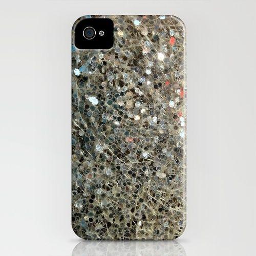 glam snow iphone case