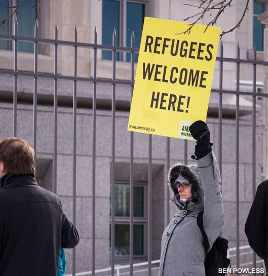 Rescind the safe third country agreement immediately to allow rescind the safe third country agreement immediately to allow refugees at risk of deportation from the platinumwayz