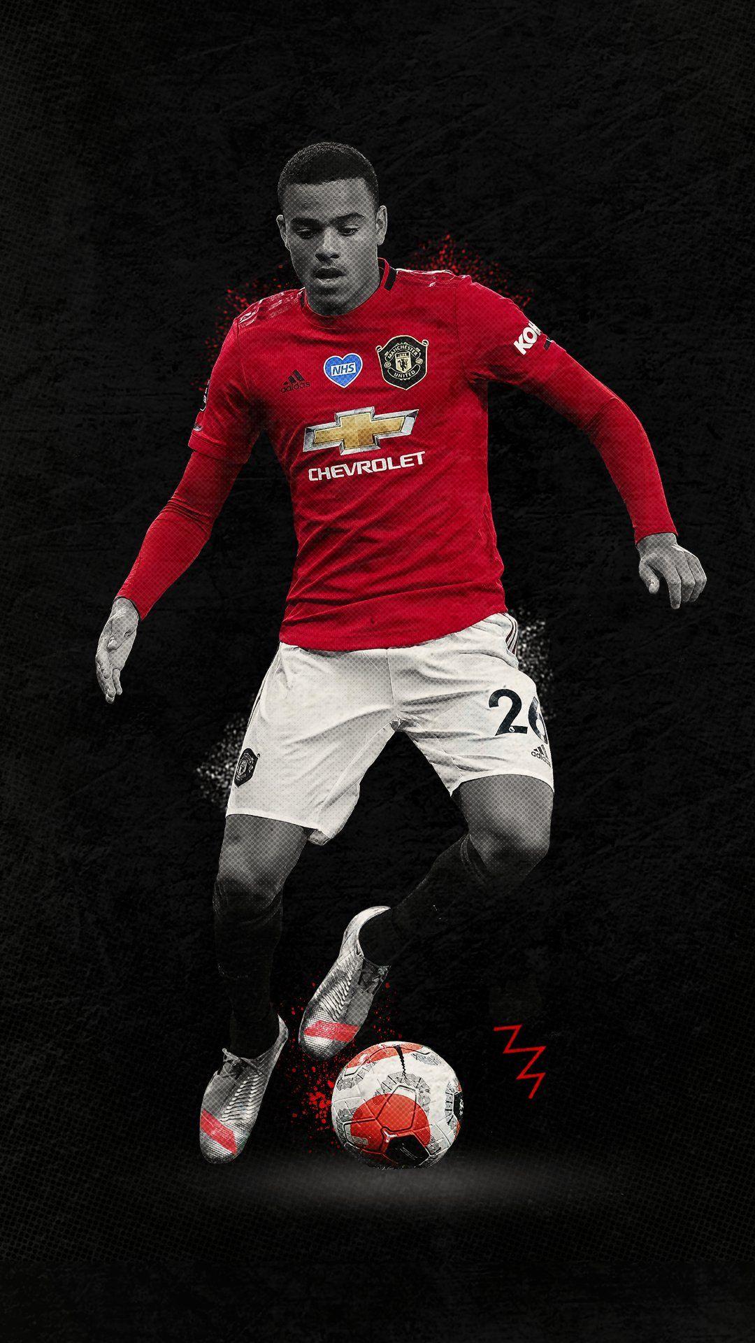 ปักพินในบอร์ด Manchester United
