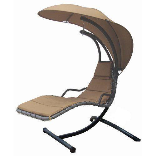 Luxurious Zero G Anti Gravity Hanging Chaise Lounge Hammock With
