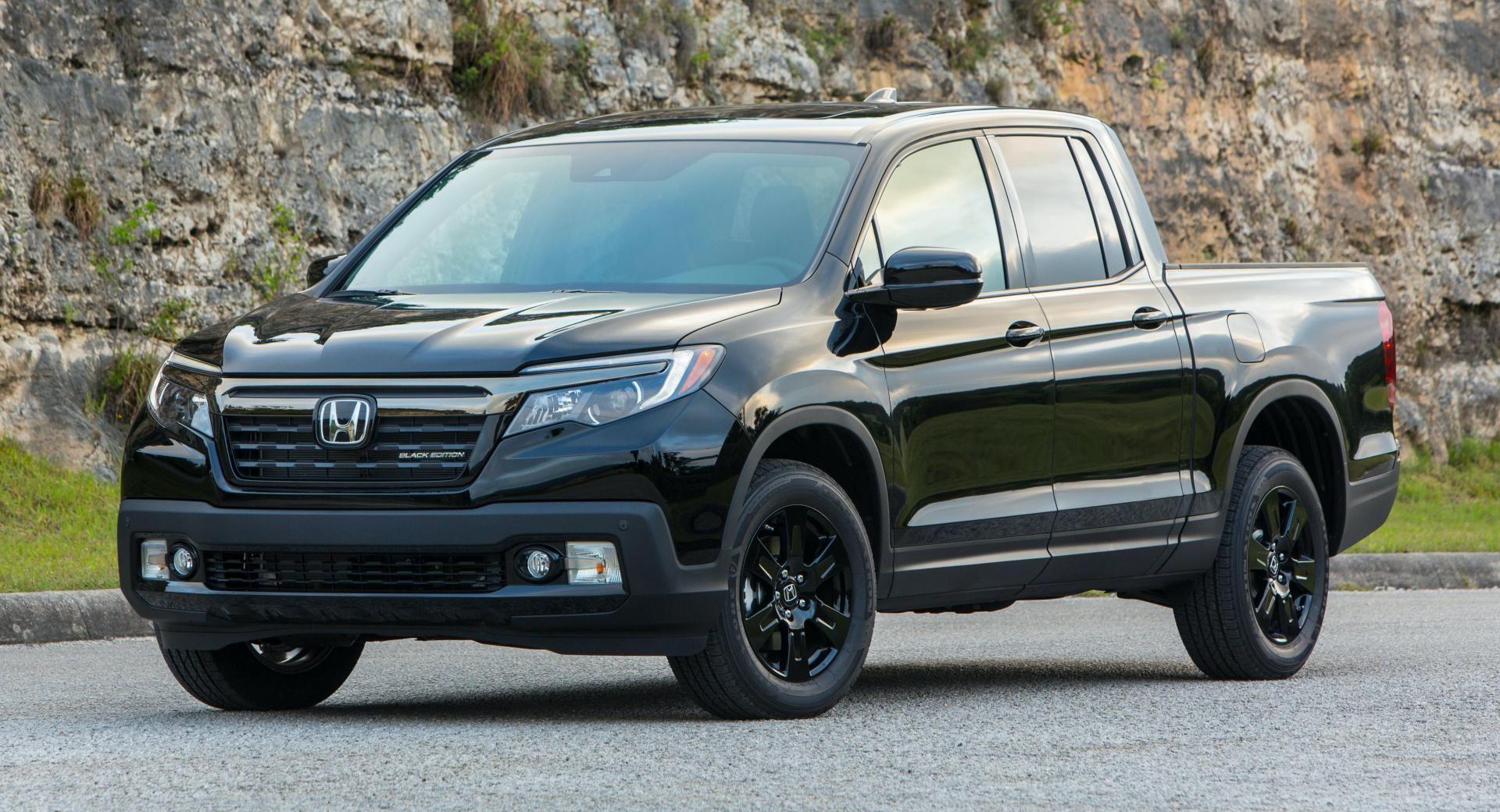 2020 Honda Ridgeline Gains Standard 9Speed Auto And More