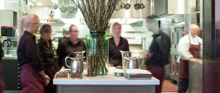 Chalkboard Restaurant Opened May 2013 Under Executive Chef Shane