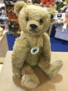 STEIFF-Teddy-Bear-Replica-1924-Limited-Edition-EAN-403262-BRAND-NEW-FOR-2015