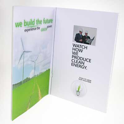Video in Print Video-Mailingkarte VideoAd in Printmedienhttp://www ...