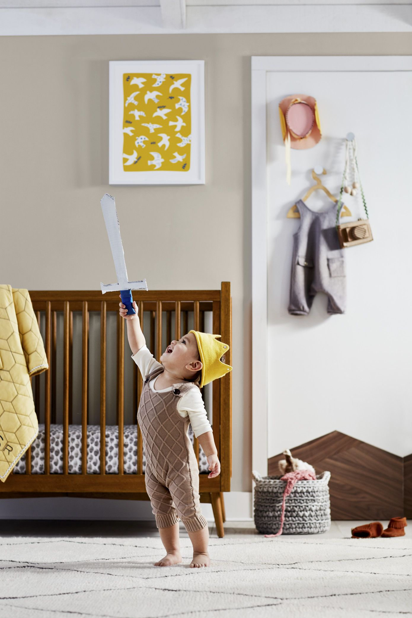 West Elm Pottery Barn Kids Modern Baby And Furniture Home Decor Launch Midcentury Cribs