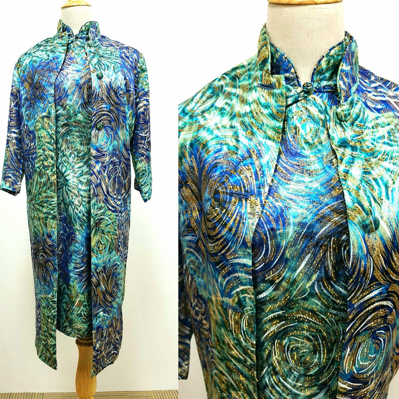 1960er Jahre Set Alfred Shaheen Cheongsam   Vintage Cheongsam, Suits ...