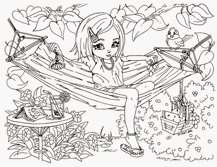 difficult fun coloring pages coloring.filminspector.com | Anti ...