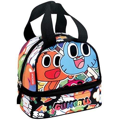 gumball school bag