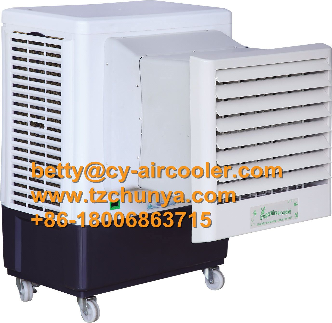 30000 CMH High Effective Large Evaporative Air Cooler