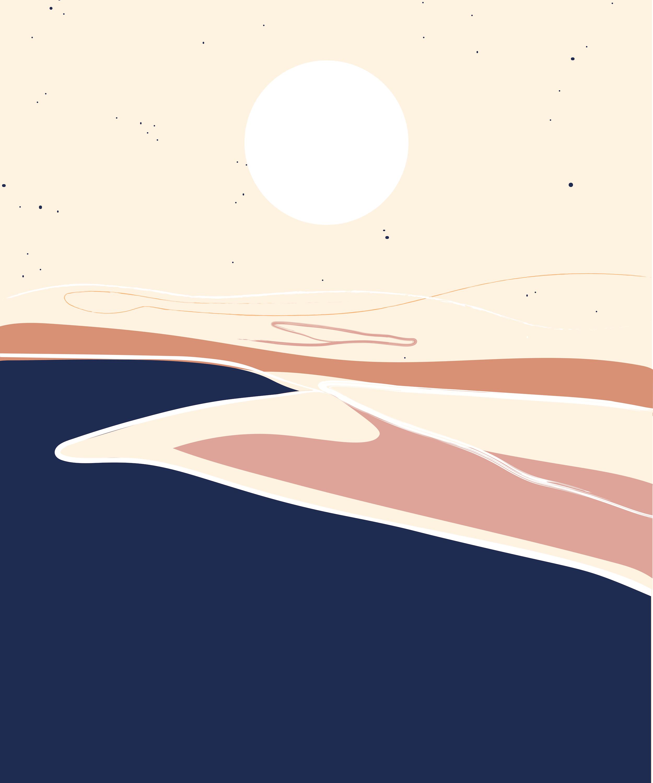 Sandy Sky Sand Dunes Sherpa Fleece Blanket Buhlaixe Studio Dune Art Art Art Prints