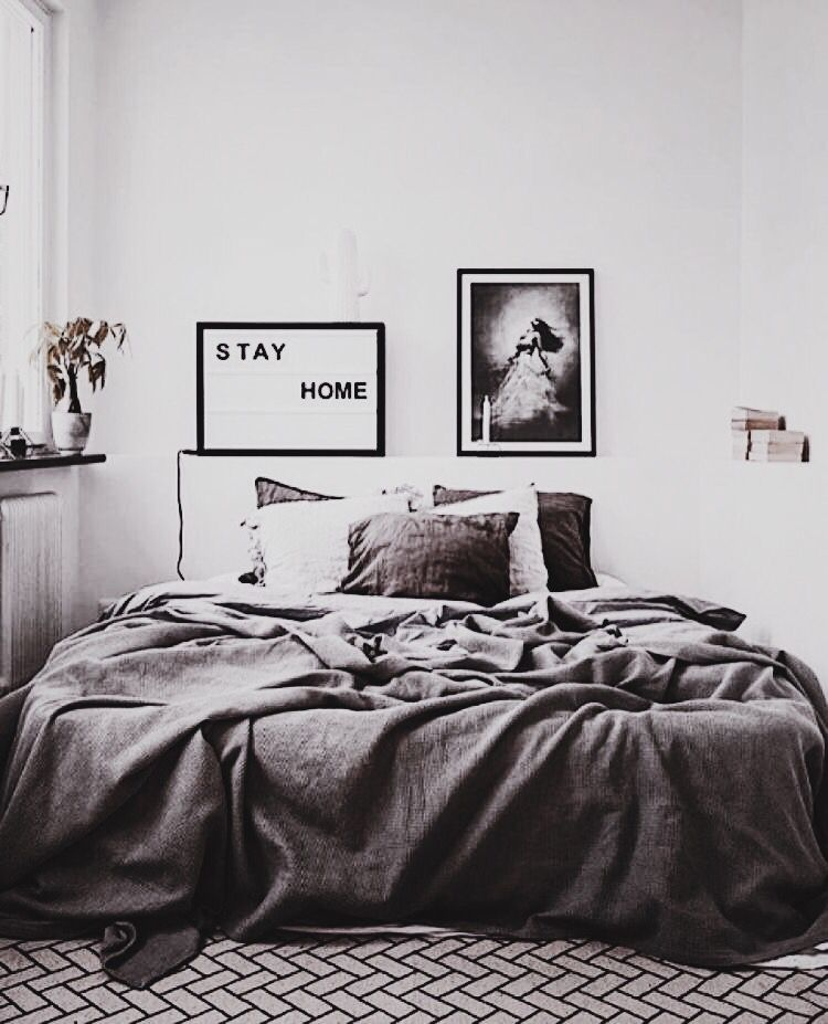 Grey Bedroom Ideas With Calm Situation: Pin By J O R D A N M A R O O On H I G H C L A S S In 2019