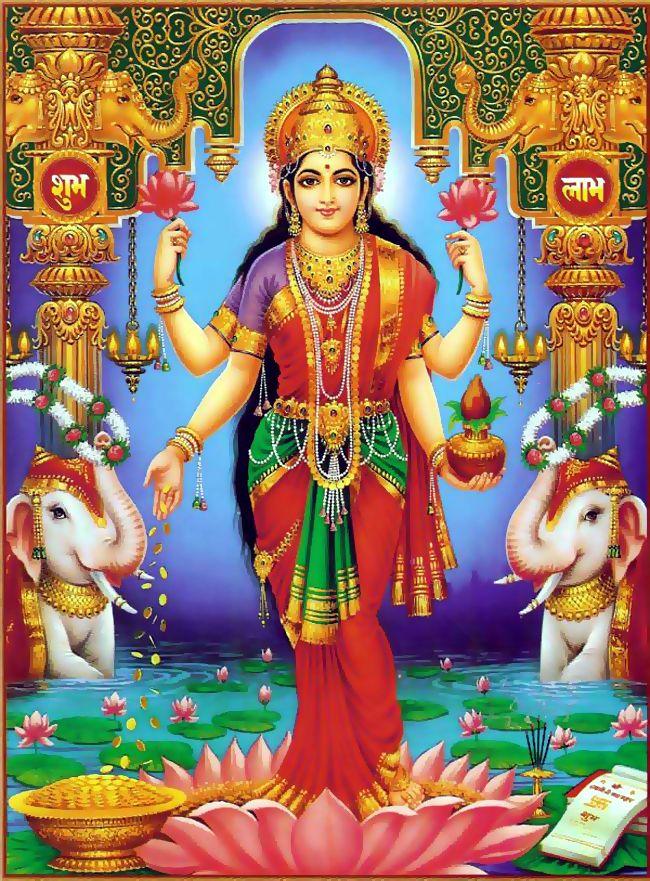 Goddess Lakshmi Pictures For Mobile Wallpaper Photo Goddess
