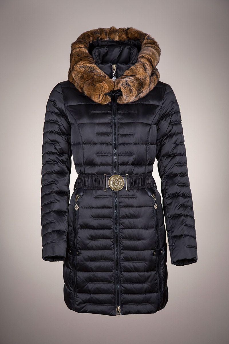 Henry Arroway abrigo mujer acolchado plumon.  4886def7de04
