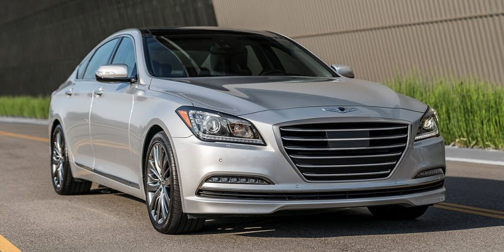 J.D. Power names Genesis most dependable automotive brand