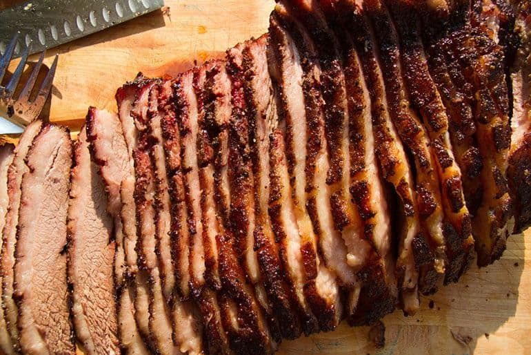 How to smoke brisket in an electric smoker 8 easy tips