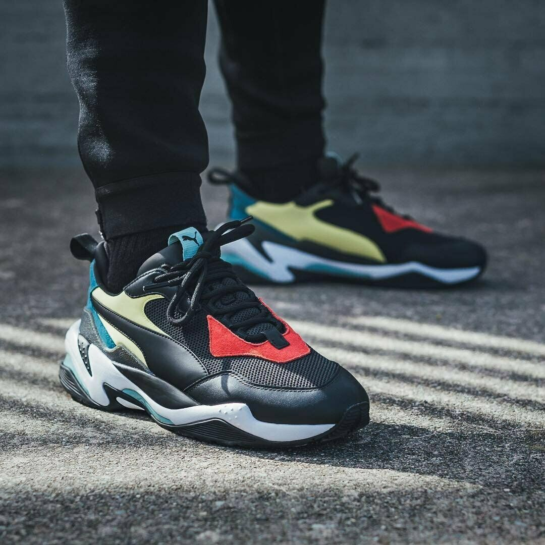 Puma THUNDER SPECTRA Men's Sneaker Lifestyle Shoes #puma