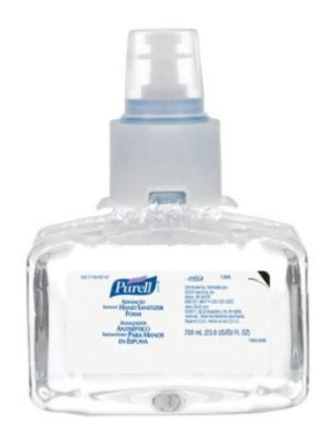 Purell 1305 03 Advanced Instant Hand Sanitizer Foam Refill 23 6