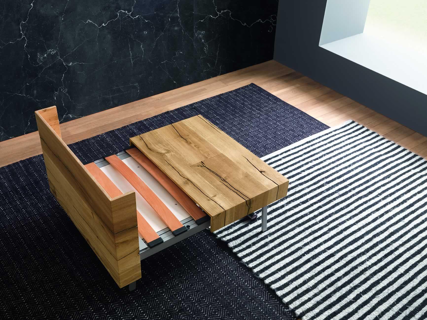 Tavolino trasformabile in letto tavoletto il tavolino for Tavolo da pranzo a scomparsa