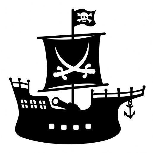 Bateau Pirate Dessin Couleur Recherche Google Pochoir Silhouette Bateau Pirate Dessin Pirates Dessin