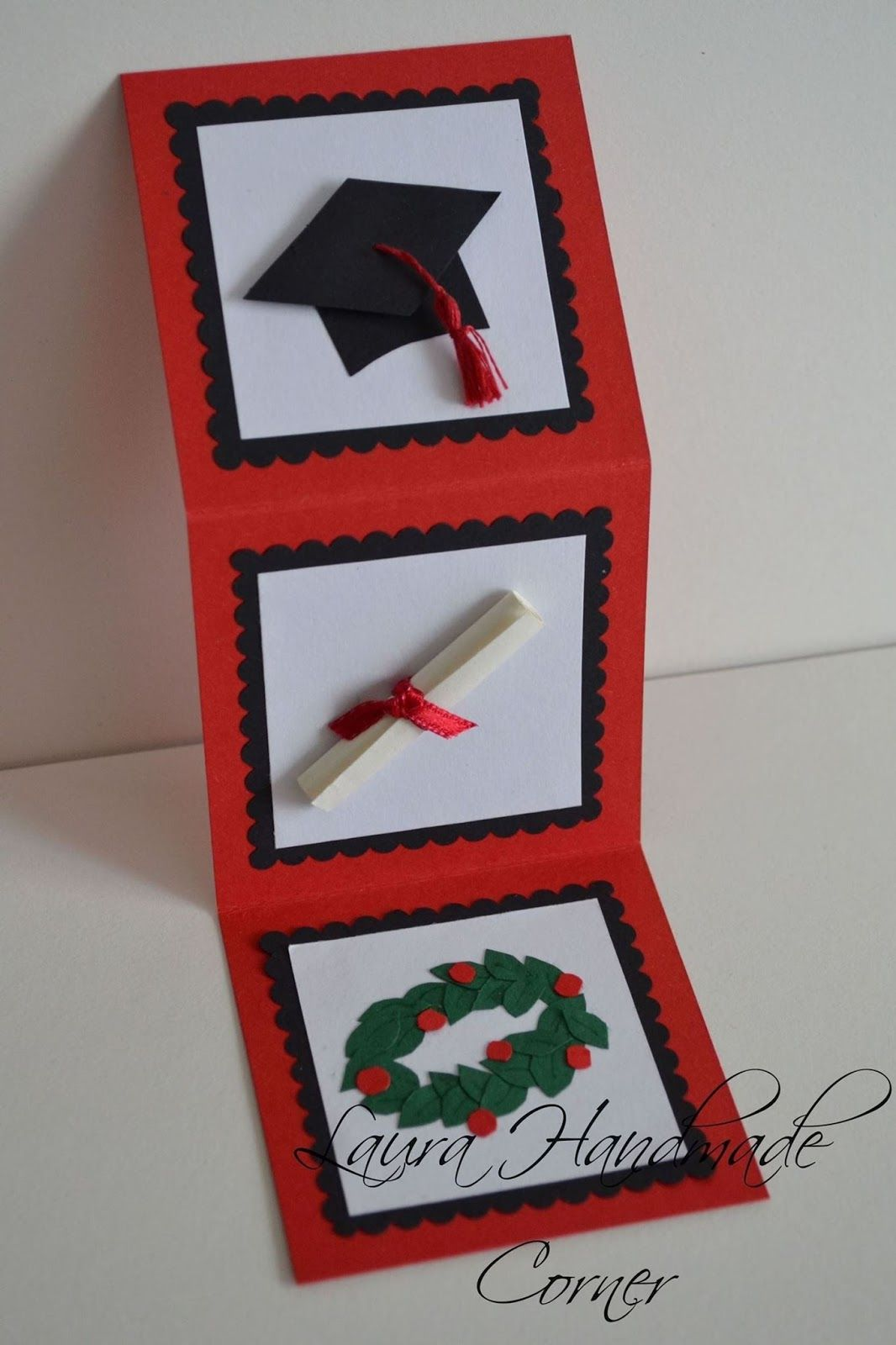 Populaire Card laurea - graduation card | laurea | Pinterest | Laurea  BF37