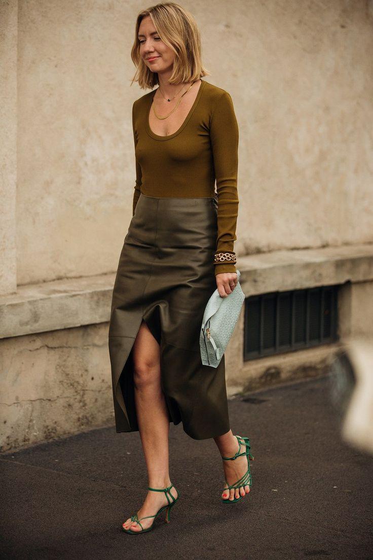Der beste Street Style der Mailänder Fashion Week Der beste Street Style der Mailänder Fashion Week