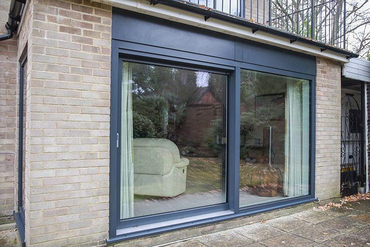 internorm kf200 upvc/aluminium tilt and turn windows, ks430, Hause deko